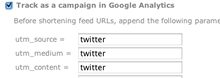 Track RSS Traffic In Google Analytics
